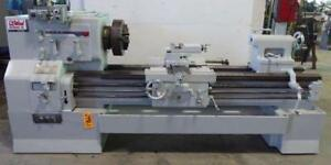 26 X 60 Leblond Regal Lathe 2 1 8 Hole Taper 29961