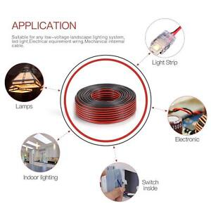 12 2 Awg Gauge Electrical Wire Low Voltage For Landscape Lighting System