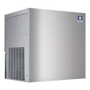 Manitowoc Rf1200w Water Cooled 1 204 Lb Flaker Ice Machine