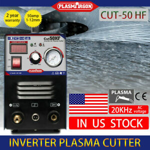 Cut50 Inverter Digital Air Cutting Machine 50amp Plasma Cutter Welders 110 220v