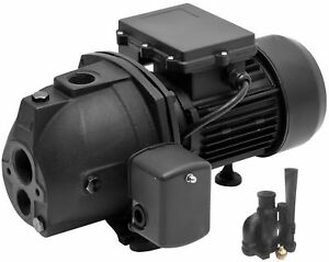 Superior Pump 94115 1 Hp Plastic Cast Iron Convertible Jet Pump Injector Kit Y5