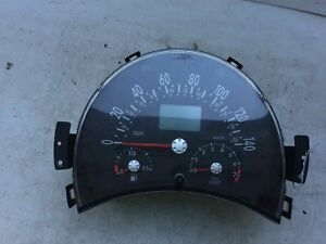 Speedometer Vw Beetle Type 1 04 05