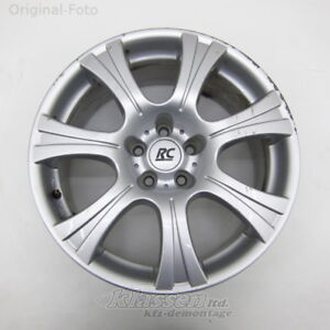 Alloy Wheel 8 5jx18 Eh2 Et49 Jaguar Xf 03 09 Kba 47039 1x