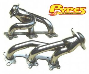2005 2010 Mustang 4 0 V6 Pypes Polished Stainless Steel Shorty Headers
