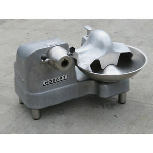 Hobart 84181d Buffalo Chopper Food Cutter Used Excellent Condition