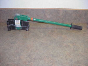 Greenlee 1811 3 4 Conduit Offset Little Kicker Pipe Bender