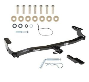 Trailer Tow Hitch For 98 08 Subaru Forester 1 1 4 Receiver W Draw Bar Kit