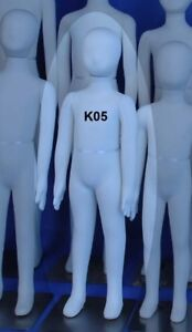 Brand New K05 sw Totally Flexible Bendable Arms And Legs Kid Mannequin