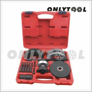 Wheel Hub Bearing Unit Tool Set For Vw 62mm Storage Case Ford Land Rover Volvo