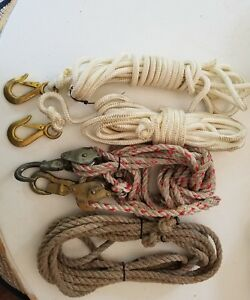 Klein Rope Extra Rope Included 2 Additional Ropes Wirh Hooks