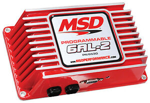 Msd 6530 Programmable 6al 2 Ignition Controller