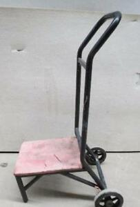 Stack Chair Dolly Cart Hand Truck Stacking Flash Furniture Banquet