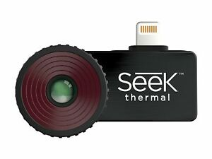 Seek Thermal Compactpro For Iphone Infrared Imaging Camera Compact Pro Lq aaax