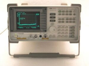 Hp 8590b Spectrum Analyzer 9khz 1 8ghz With Option 021 Tested Ships Today