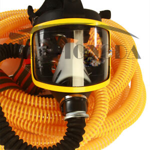 10m Suction Long Tube Air Breathing Apparatus With Gas Mask