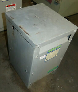 Gs Hevi duty 15 Kva 1 Phase General Purpose Transformer S5h15s Shielded