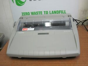 Brother Sx 4000 Electric Typewriter W Keyboard Cover