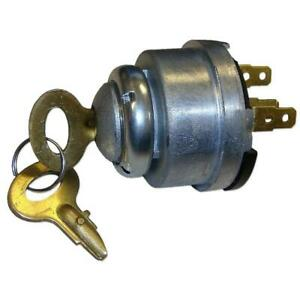 Key Ignition Switch For Allis Chalmers D14 D15 D17 D19 D21 288