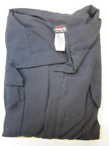 Bulwark Flame Resistant Nomex Coveralls 4xl 58 Chest 56 Waist 30 Inseam New
