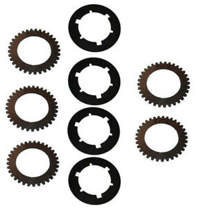 Pto Kit Oliver Super 55 And 550 Tractors E1657 E1658 Clutch Disc