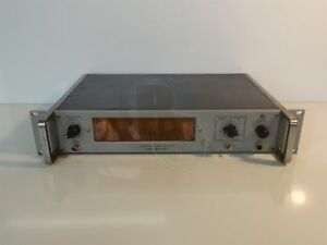 Hewlett Packard Hp 5532a Electronic Frequency Counter 35v 75a