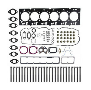 Mahle Engine Head Gasket Set With Head Bolts For Dodge Ram 6 7l Cummins Opened