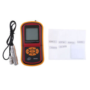 Easy Install Gm280 Digital Film Coating Steel Thickness Gauge Tester