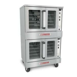 Southbend Convection Oven Double Silver Series Slgs 22sc