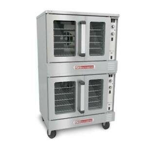Southbend Convection Oven Double Bronze Series Bgs 22sc
