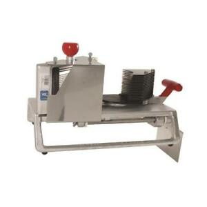 Vollrath 15103 Instaslice Tomato Slicer 1 4 In Scalloped Blades