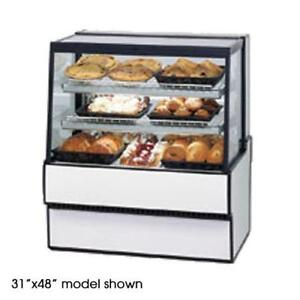 Federal Sgd5948 High Volume 59 X 48 Non refrigerated Bakery Case