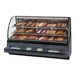 Federal Sn 48 ss Series 90 48 Non refrigerated Self serve Bakery Case