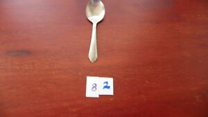 Vintage Stratford Baby Infant Spoon Silver Plate