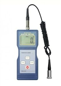 Digital Vibration Meter tester gauge precision Analyzer Ia