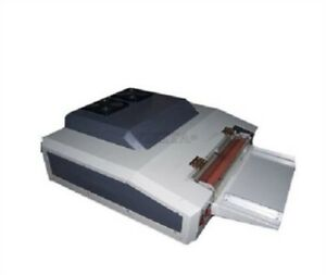 Uv Coating Machine Coating Laminating Laminator For A3 Photo Card Brand New Cv
