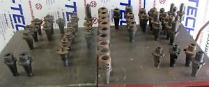 51 Pc Nmtb 50 Taper Tool Holders Collet Chucks Face Endmill Holders Mt Adapt