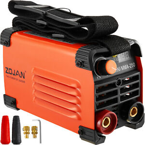 Mini Mma 250 250a Stick Arc Inverter Welder 220v Welding Machine Accessories