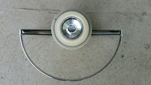 Ford Falcon Ranchero Fairlaine 1967 Horn Pad Button With Ring Steering Wheel
