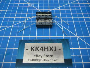 Sc Gha Series Axial Electrolytic Capacitors 35v 3300uf 2 Pieces