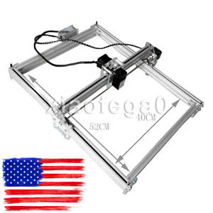 Mini Diy Laser Engraving Machine 2500mw Unassembled Image Lasergravur Cutter Usa