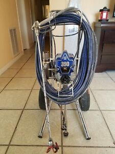 Graco 390 Pc Electric Airless Paint Sprayer