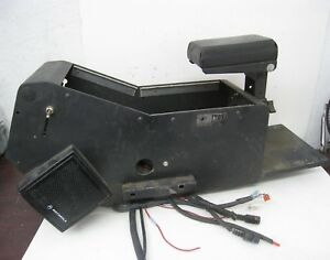 Troy Products Police Crown Victoria Interceptor Center Console W Arm Rest
