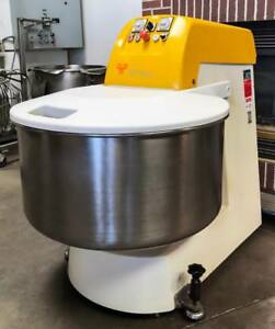 Kemper Sp125l Bakery Restaurant Equipment 441lb Spiral Dough Food Mixer