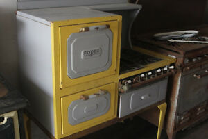 Antique Stove By Roper