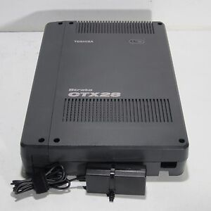 Toshiba Ctx28 6x16 System Ethernet Interface Gets1a Voicemail Card Gvmu1a