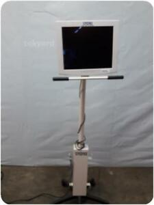 Storz National Display Systems Nds Sc sx19 a1a11 Lcd Flat Monitor W Stand 755