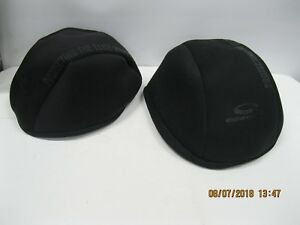 OPS-CORE FAST Bump Helmet Padded Cover SM-LXL Black * NWOT