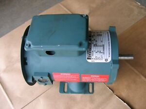 Reliance Electric Dc Motor T56s1019b bc 1 4 hp 90v 1750rpm