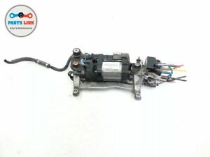 2011 2018 Porsche Cayenne 958 Air Ride Suspension Compressor Pump Assembly Oem
