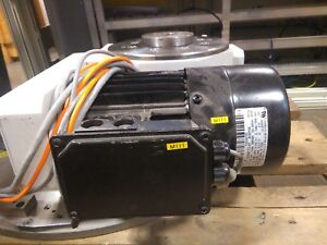 Weiss Tc220t Rotary Indexing Table